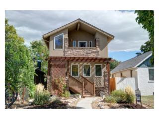 1264 S Logan Street, Denver, CO 80210 (#5827367) :: Thrive Real Estate Group
