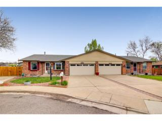 17035 W 11th Drive, Golden, CO 80401 (#6507114) :: The Peak Properties Group