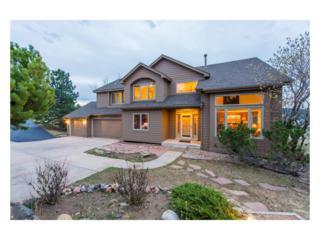 397 Monte Vista Road, Golden, CO 80401 (#7084426) :: The Peak Properties Group