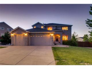 16590 Hitching Post Circle, Parker, CO 80134 (MLS #8084602) :: 8z Real Estate