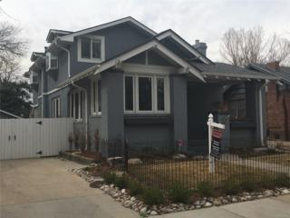 1137 S Gaylord Street, Denver, CO 80210 (#8146472) :: Thrive Real Estate Group