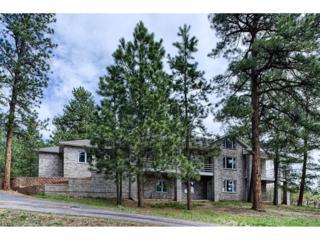 4010 Cheyenne Drive, Larkspur, CO 80118 (MLS #8367151) :: 8z Real Estate