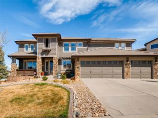 907 Graland Place, Highlands Ranch, CO 80126 (#9692652) :: The Peak Properties Group
