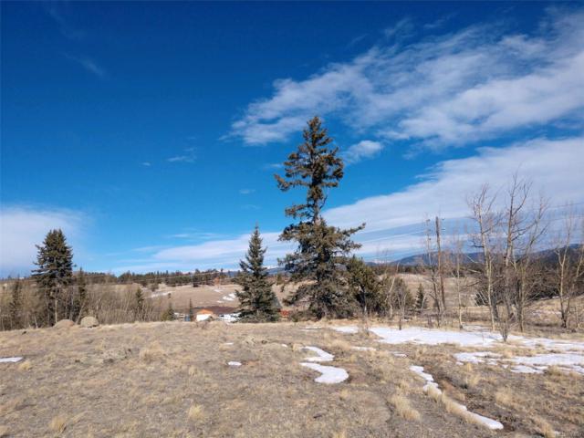 0 County Road 118, Hartsel, CO 80449 (MLS #1859769) :: 8z Real Estate