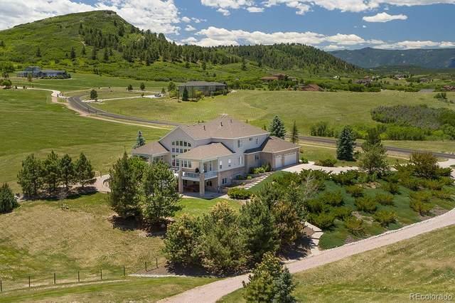 4052 Serenade Road, Castle Rock, CO 80104 (MLS #2589676) :: 8z Real Estate