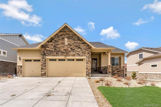 6911 S Robertsdale Court, Aurora, CO 80016 (#4693749) :: The Artisan Group at Keller Williams Premier Realty