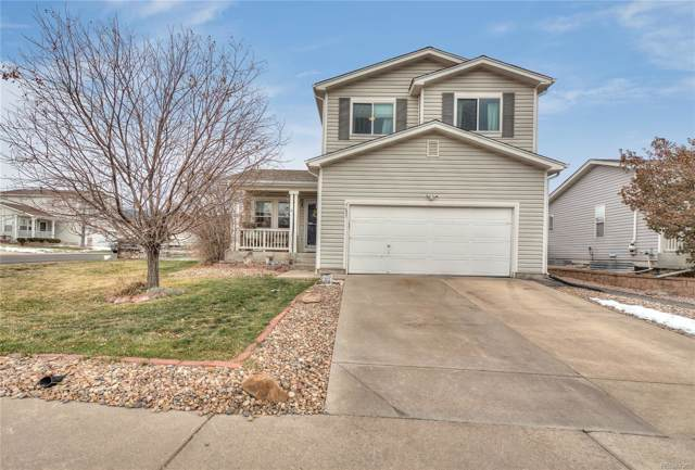 7697 Mule Deer Place, Littleton, CO 80125 (#6294042) :: Compass Colorado Realty