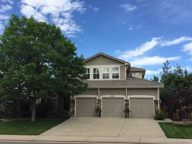 2717 Rockbridge Circle, Highlands Ranch, CO 80129 (#7406257) :: The Griffith Home Team