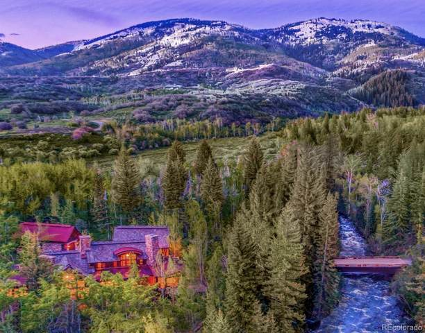 33550 Rushing Water Lane, Steamboat Springs, CO 80487 (#S161404) :: The DeGrood Team