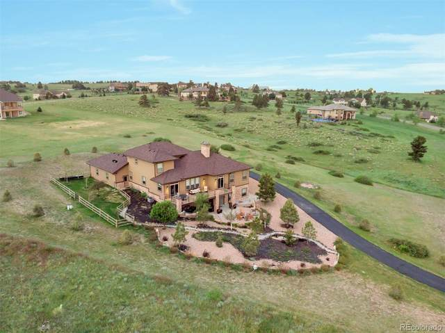 11876 Dunrich Road, Parker, CO 80138 (#2704089) :: The Gilbert Group