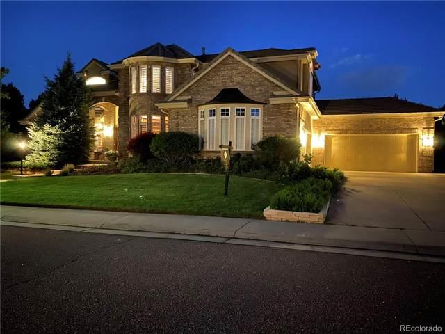 15792 E Progress Drive, Centennial, CO 80015 (#4108846) :: Mile High Luxury Real Estate