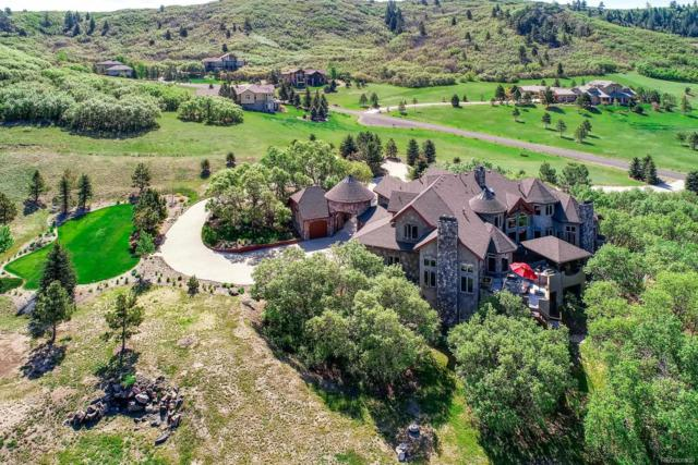 1407 Cactus Rose Circle, Castle Rock, CO 80104 (MLS #7298885) :: Kittle Real Estate