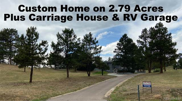 12591 N Antelope Trail, Parker, CO 80138 (#7307323) :: Bring Home Denver with Keller Williams Downtown Realty LLC