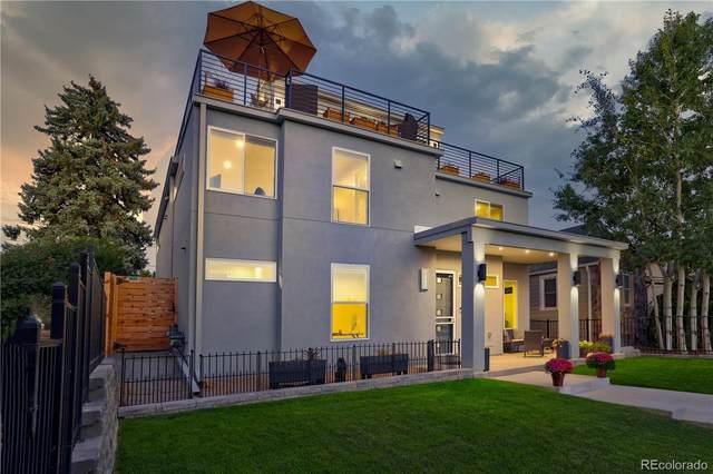 1560 S Fillmore Street, Denver, CO 80210 (#9077317) :: Wisdom Real Estate