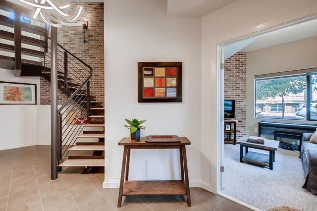 2335 Walnut Street #12, Denver, CO 80205 (#6528097) :: The DeGrood Team