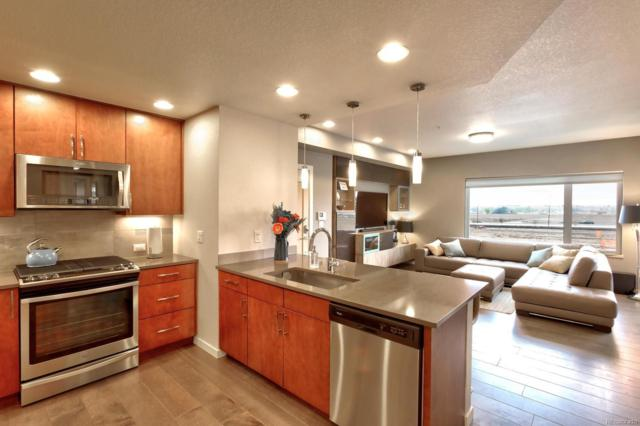 1545 Hecla Way #201, Louisville, CO 80027 (#9814180) :: The Griffith Home Team