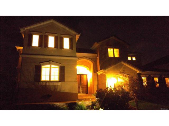 16214 E Lake Drive, Centennial, CO 80016 (MLS #7923249) :: 8z Real Estate