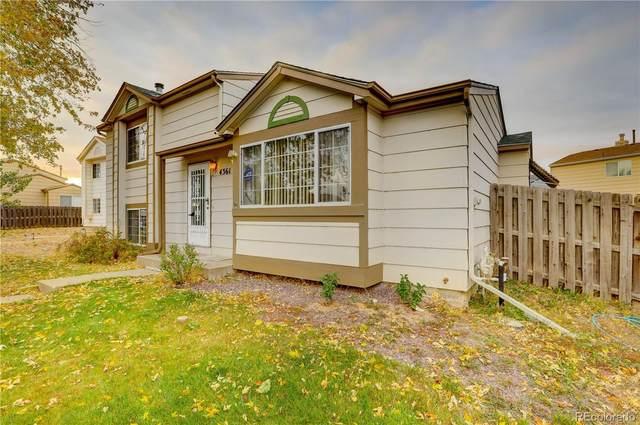4361 Netherland Street, Denver, CO 80249 (MLS #1814037) :: Kittle Real Estate