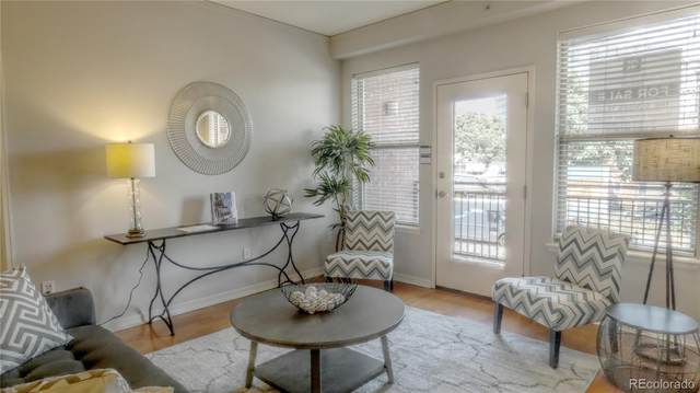 1975 N Grant Street #204, Denver, CO 80203 (#3392661) :: Chateaux Realty Group