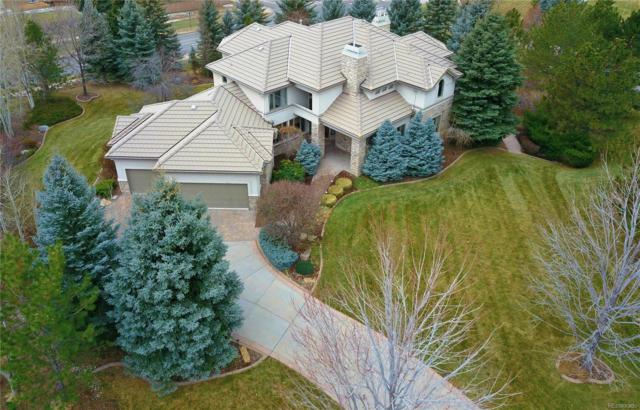 5861 S Albion Court, Greenwood Village, CO 80121 (#5637841) :: The Heyl Group at Keller Williams