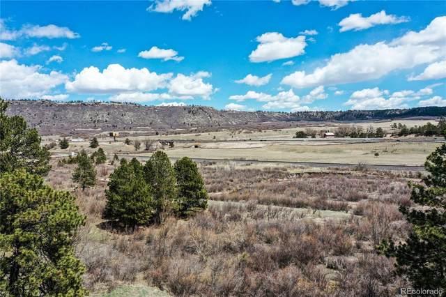 8516 Spruce Mountain Road, Larkspur, CO 80118 (#9047148) :: iHomes Colorado