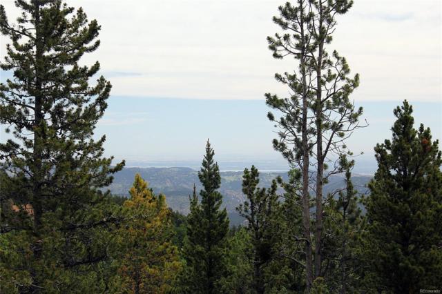 1749 Sinton Road, Evergreen, CO 80439 (#5890200) :: The Peak Properties Group