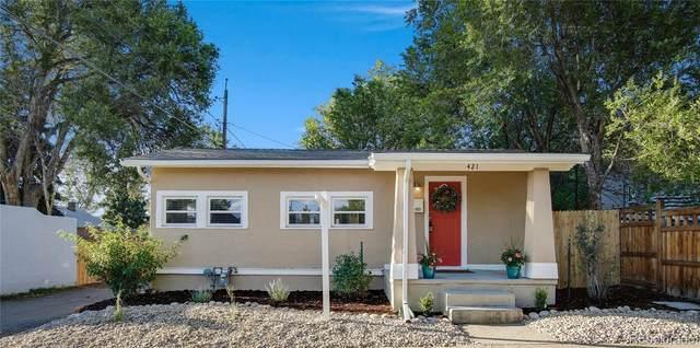 421 E Asbury Avenue, Denver, CO 80210 (#1500229) :: Re/Max Structure