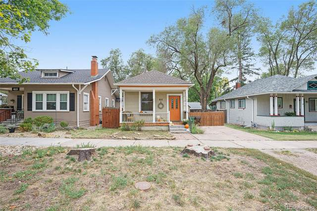 411 E Del Norte Street, Colorado Springs, CO 80907 (#1500736) :: Own-Sweethome Team