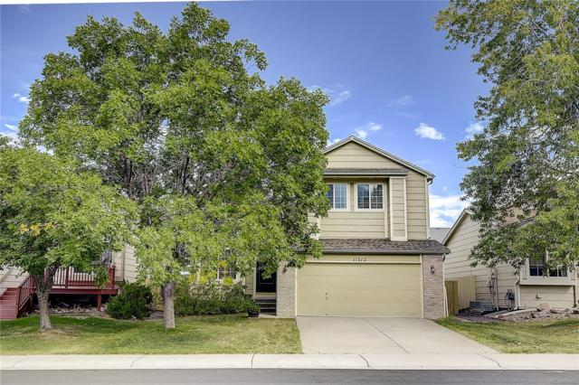 11312 Haswell Drive, Parker, CO 80134 (#1501139) :: The Griffith Home Team