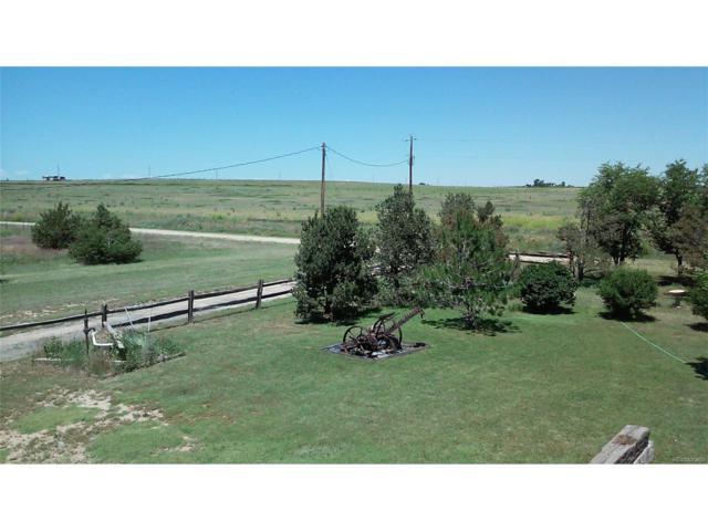 1550 S County Road 129, Bennett, CO 80102 (MLS #1501239) :: 8z Real Estate
