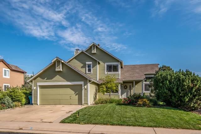 715 Wildrose Way, Louisville, CO 80027 (MLS #1501249) :: 8z Real Estate