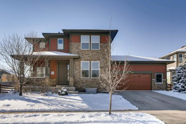 15946 E 108th Avenue, Commerce City, CO 80022 (#1501372) :: The Peak Properties Group
