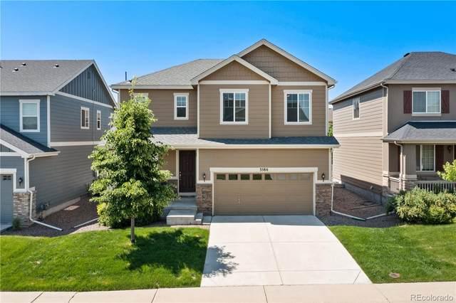 3586 E 140th Drive, Thornton, CO 80602 (#1501609) :: Kimberly Austin Properties
