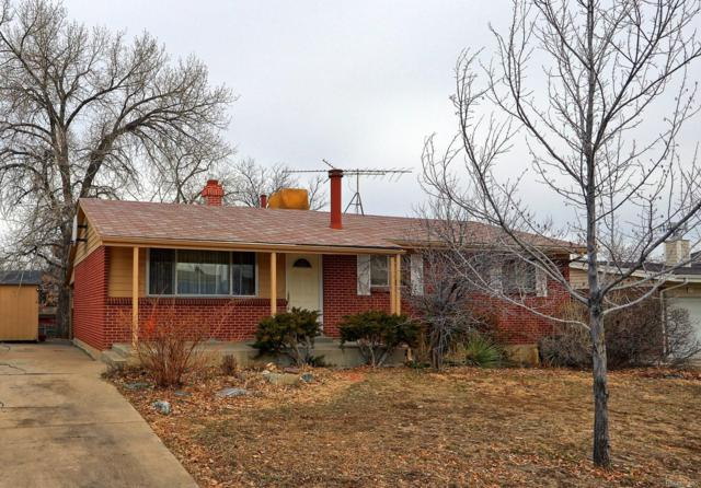 421 S Potomac Circle, Aurora, CO 80012 (MLS #1501632) :: 8z Real Estate