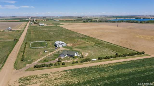 28038 County Road 6, Keenesburg, CO 80643 (#1501781) :: Mile High Luxury Real Estate