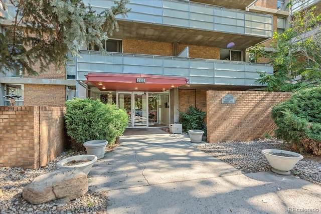 2500 S York Street #214, Denver, CO 80210 (#1501942) :: Venterra Real Estate LLC