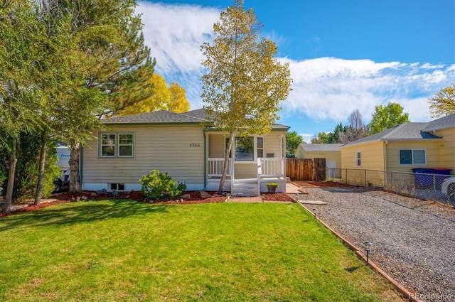 4266 S Sherman Street, Englewood, CO 80113 (#1502090) :: Wisdom Real Estate