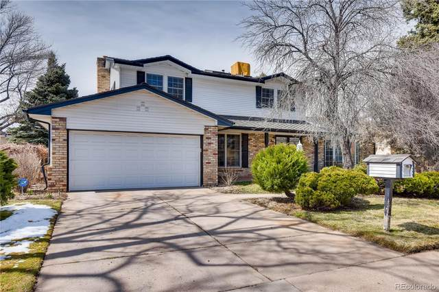 5621 S Florence Street, Greenwood Village, CO 80111 (MLS #1502292) :: 8z Real Estate