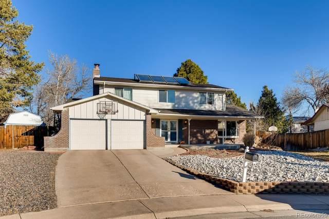 1449 S Moline Street, Aurora, CO 80012 (MLS #1502582) :: 8z Real Estate
