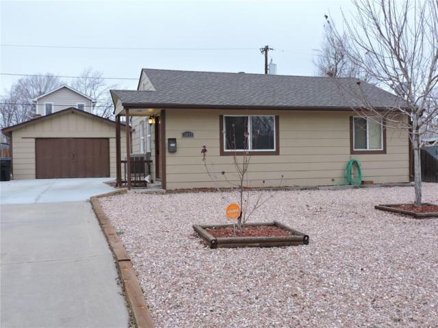 2671 S Hazel Court, Denver, CO 80219 (#1503028) :: The Griffith Home Team