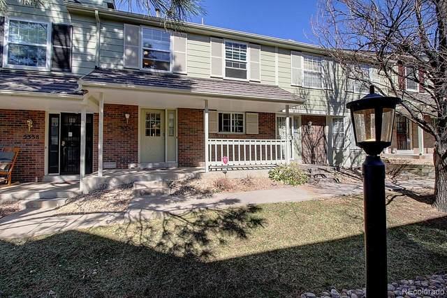 5336 S Jellison Street, Littleton, CO 80123 (MLS #1503101) :: 8z Real Estate