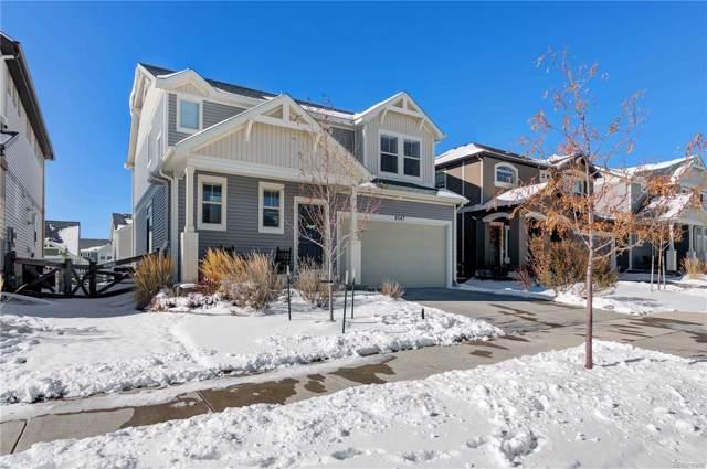 8547 Briar Brush Lane, Colorado Springs, CO 80927 (MLS #1503692) :: Kittle Real Estate