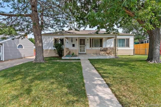 2786 S Linley Court, Denver, CO 80236 (MLS #1504004) :: 8z Real Estate