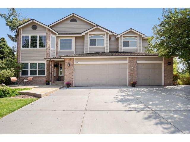 7487 Bluefox Court, Lone Tree, CO 80124 (#1504128) :: The Thayer Group