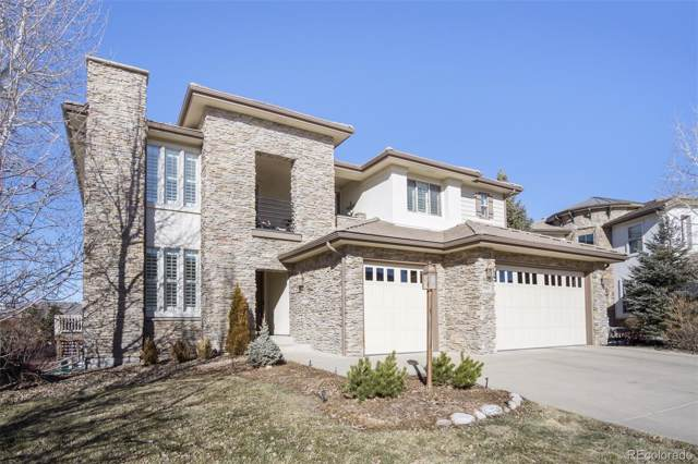 9583 Sunset Hill Drive, Lone Tree, CO 80124 (#1504169) :: The Peak Properties Group