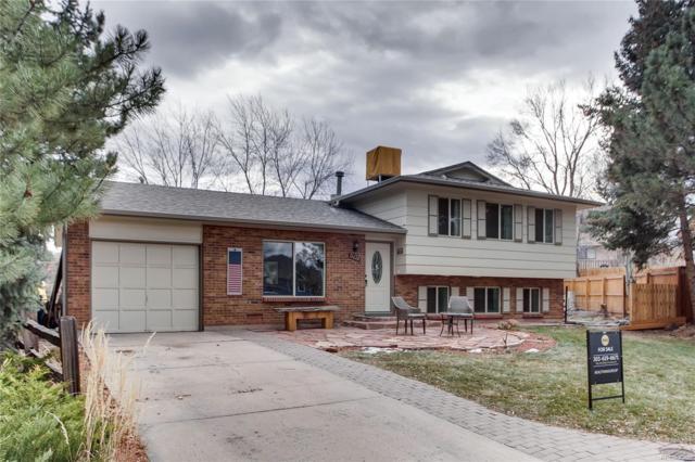11624 W Saratoga Avenue, Morrison, CO 80465 (#1504209) :: House Hunters Colorado