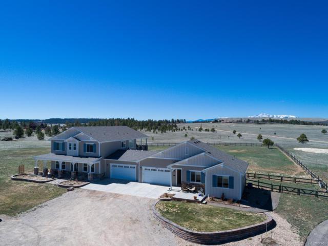 7714 E Greenland Road, Franktown, CO 80116 (MLS #1504289) :: 8z Real Estate