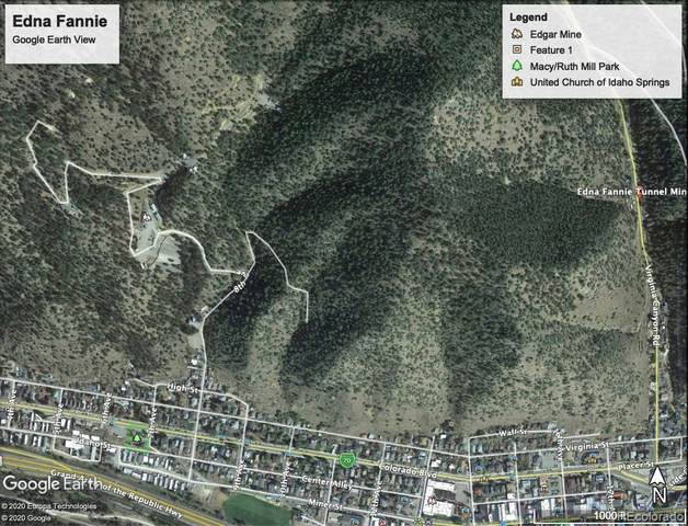 000 8th Almost Avenue, Idaho Springs, CO 80452 (MLS #1504495) :: 8z Real Estate