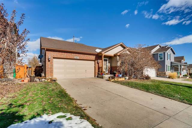 15849 E Flying Quail Lane, Parker, CO 80134 (#1504500) :: Compass Colorado Realty