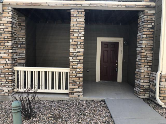6607 W 3rd Street #1321, Greeley, CO 80634 (#1504543) :: My Home Team